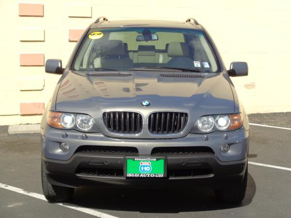 2006 BMW X5 graybiege automatic acabs alloy wheelsamfm stereocd changercd playercruise