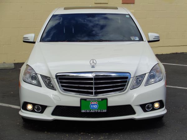 2010 MERCEDES 350 whiteblack auto acabs alloy wheelsamfm stereocd playercruise controldu
