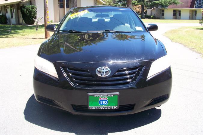 2009 TOYOTA CAMRY black 5 speed automatic acabs alloy wheelsamfm stereocd playercruise co