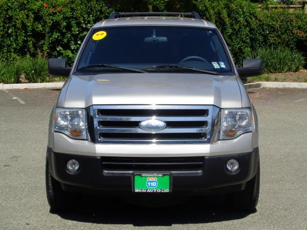 2007 FORD EXPEDITION silver automatic acabs alloy wheelsamfm stereocd playercruise contro