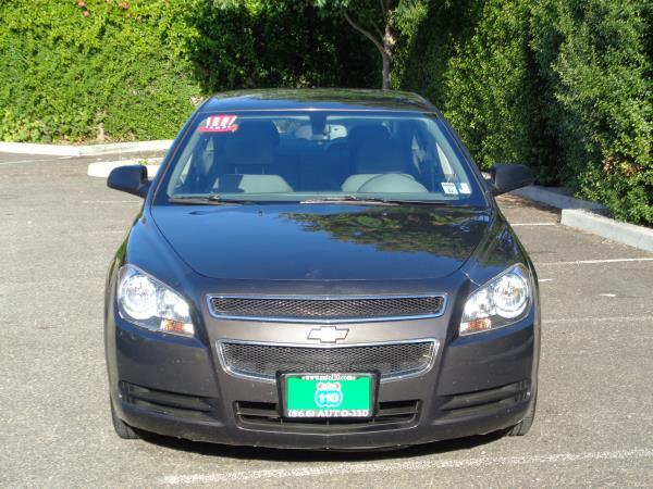 2012 CHEVROLET MALIBU dark grey acabs alloy wheelscd playercruise controlplockpower steeri