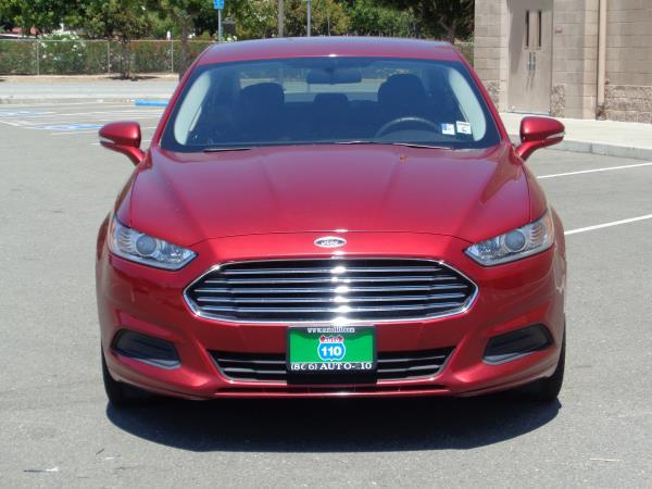 2014 FORD FUSION redblack automatic acabs alloy wheelscd playercruise controldual power s