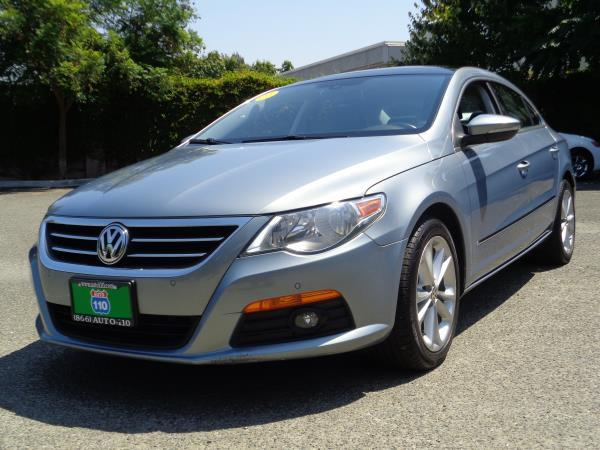 2009 VOLKSWAGEN CC blue 6 speed automatic acabs alloy wheelsamfm stereocd playercruise co