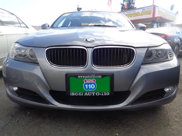 2011 BMW 3 SERIES garygrey acabs alloy wheelsamfm stereocd playercruise controldual powe