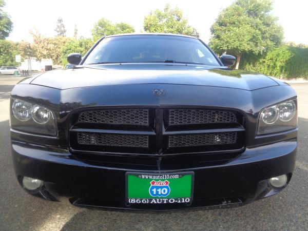 2007 DODGE CHARGER blackblack automatic acabs amfm stereocd playercruise controldual pow