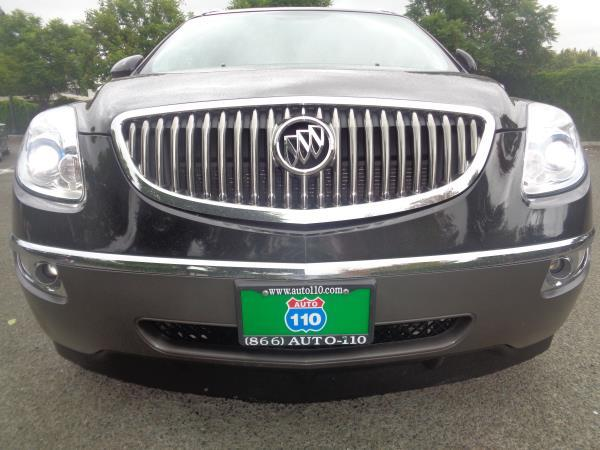 2008 BUICK ENCLAVE blackblack acabs alloy wheelsamfm stereocd playercruise controldual p