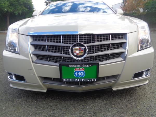 2010 CADILLAC CTS biegeblack 6 speed automatic 62586 miles Stock 2211 VIN 1G6DJ5EG2A0118864