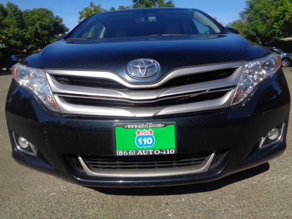 2014 TOYOTA VENZA blackblack 6 speed automatic 88740 miles Stock 2217 VIN 4T3BA3BB4ED056774