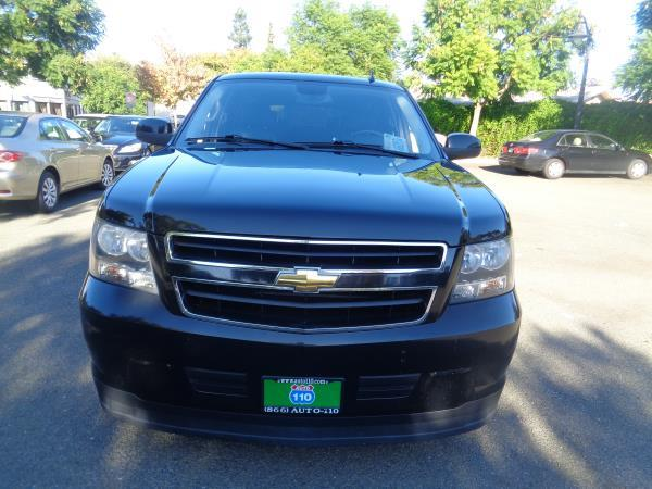 2008 CHEVROLET TAHOE blackblack 5speed 118260 miles Stock 2224 VIN 1GNFC13578R201360