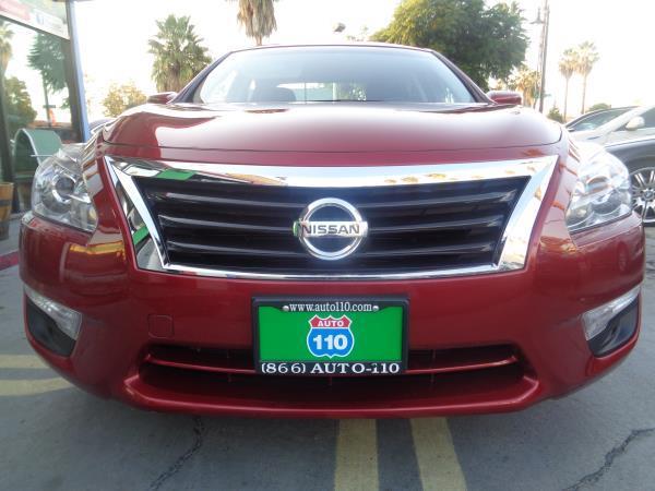 2014 NISSAN ALTIMA maroonblack 6 speed automatic 39135 miles Stock 2236 VIN 1N4AL3AP2EC2724