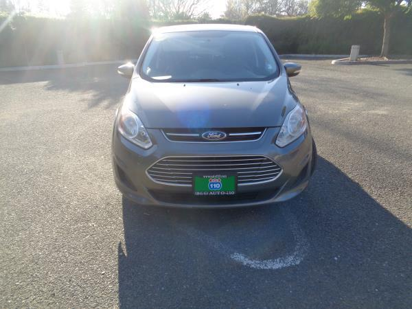 2013 FORD C-MAX HYBRID gray auto 82372 miles Stock 2248 VIN 1FADP5AU2DL501980