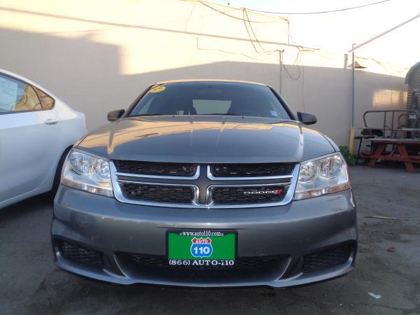 2013 DODGE AVENGER gray auto 53894 miles Stock 2251 VIN 1C3CDZAB1DN752096
