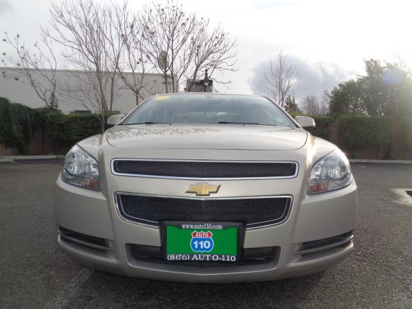 2010 CHEVROLET MALIBU gold auto 95967 miles Stock 2263 VIN 1G1ZC5E03AF209261