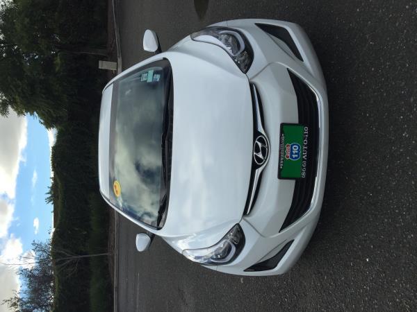 2016 HYUNDAI ELANTRA white auto 38745 miles Stock 2265 VIN 5NPDH4AE3GH709255