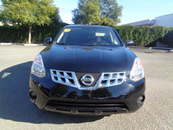 2013 NISSAN ROGUE blackblack 6 speed 82891 miles Stock 2273 VIN JN8AS5MT3DW550879