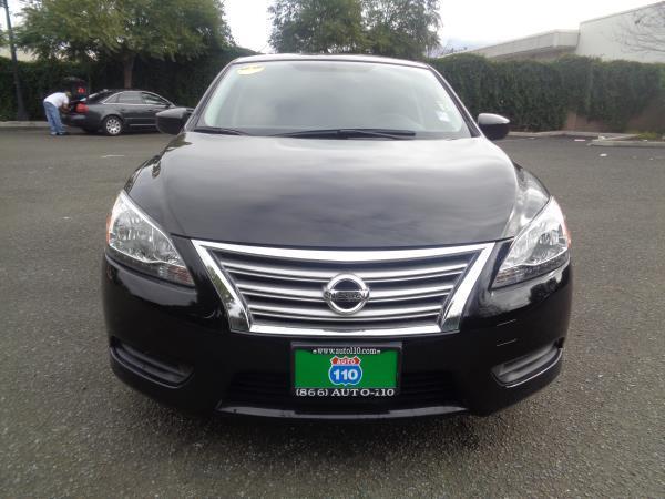 2015 NISSAN SENTRA black auto 16875 miles Stock 2275 VIN 3N1AB7AP6FY378005