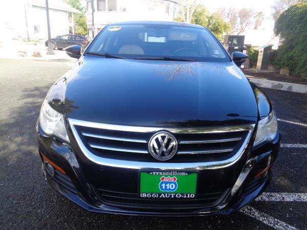 2009 VOLKSWAGEN CC black auto 110713 miles Stock 2279 VIN WVWHL73C89E547638