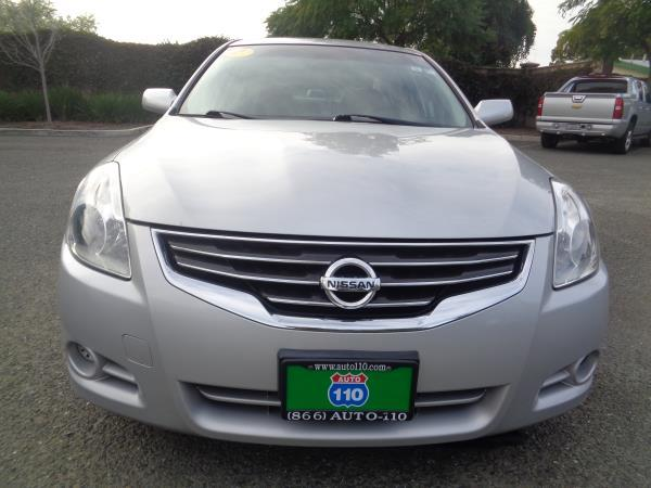 2012 NISSAN ALTIMA silver 4 speed automatic 83783 miles Stock 2285 VIN 1N4AL2AP4CN570891