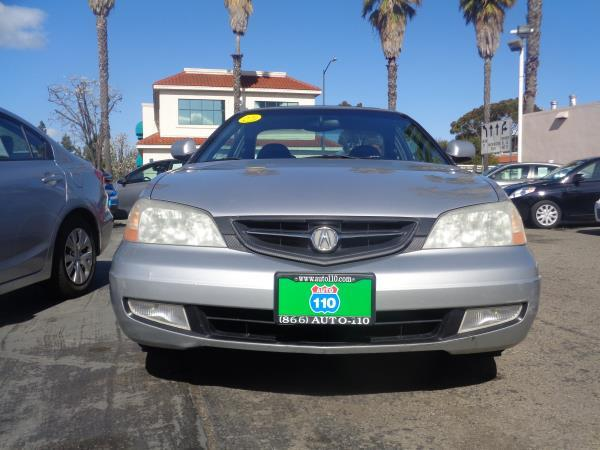 2001 ACURA CL silverbiege 5 speed automatic 189152 miles Stock 2311 VIN 19UYA42471A013364