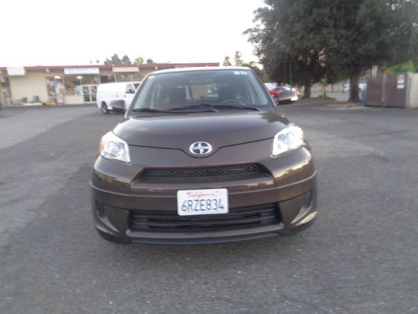 2011 SCION XD brownblack 4 speed automaticoverdrive 45153 miles Stock 2321 VIN JTKKU4B46B1