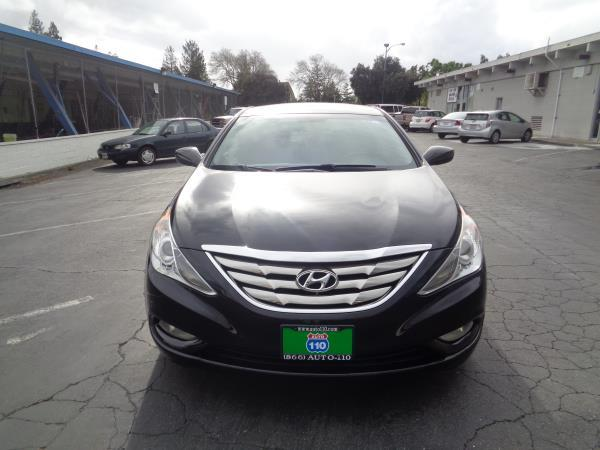 2013 HYUNDAI SONATA blackblack 6 speed automatic 88771 miles Stock 2326 VIN 5NPEC4AC3DH5365
