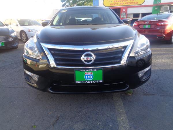 2014 NISSAN ALTIMA blackblack automatic 49049 miles Stock 2328 VIN 1N4AL3AP1EC315071