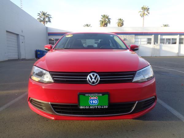 2014 VOLKSWAGEN JETTA redblack automatic 44629 miles Stock 2335 VIN 3VWD17AJ1EM434105