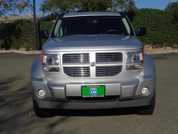 2011 DODGE NITRO graygrey 5 speed automatic 68769 miles Stock 2338 VIN 1D4PT4GX8BW506680