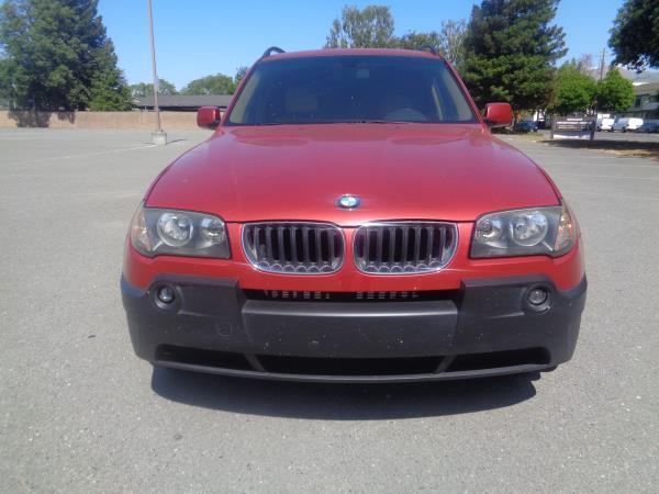 2004 BMW X3 redbeige automatic 212227 miles Stock 2339 VIN WBXPA73454WB25880