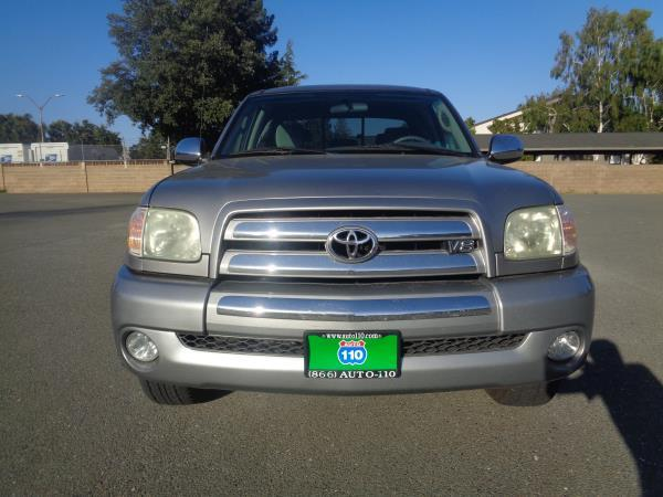 2005 TOYOTA TUNDRA silverlt grey 4 speed automaticoverdrive 103206 miles Stock 2373 VIN 5T