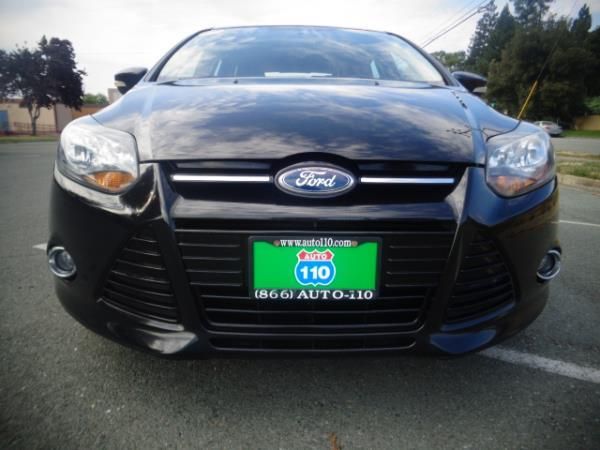 2013 FORD FOCUS blackblack automatic 65415 miles Stock 2421 VIN 1FADP3N2XDL210768