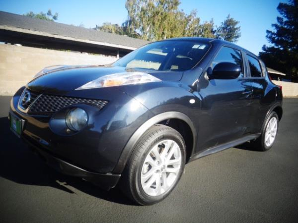 2012 NISSAN JUKE black 93852 miles Stock 2432 VIN JN8AF5MR2CT110015