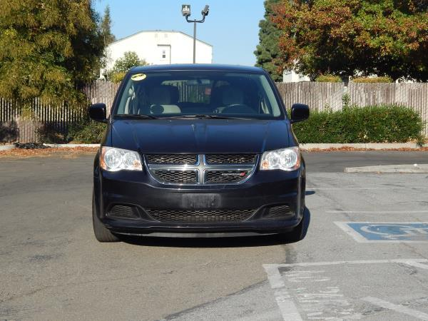2012 DODGE GRAND CARAVAN black 96449 miles Stock 2435 VIN 2C4RDGCG5CR204896