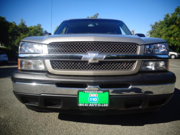2003 CHEVROLET SILVERADO gray automatic 102016 miles Stock 2441 VIN 1GCGC13U73F169024
