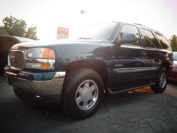 2005 GMC YUKON blue 139930 miles Stock 2446 VIN 1GKEC13T45R140682