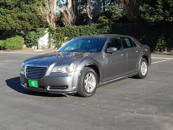 2012 CHRYSLER 300 champain 5 speed automatic 91225 miles Stock 2512 VIN 2C3CCAAG8CH116797