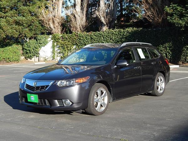 2013 ACURA TSX dark greyblack gray 5 speed automatic 62570 miles Stock 2519 VIN JH4CW2H60DC