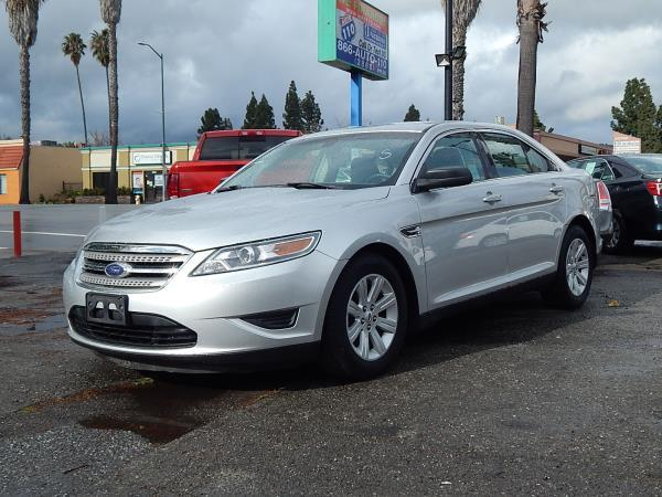 2012 FORD TAURUS sliver automatic 94631 miles Stock 2547 VIN 1FAHP2DW6CG130424