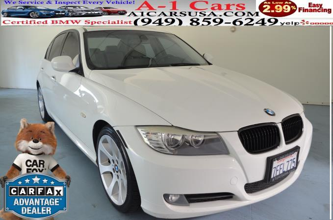 BMW 3 SERIES - 328I SPORT SEDAN 328I SULEV