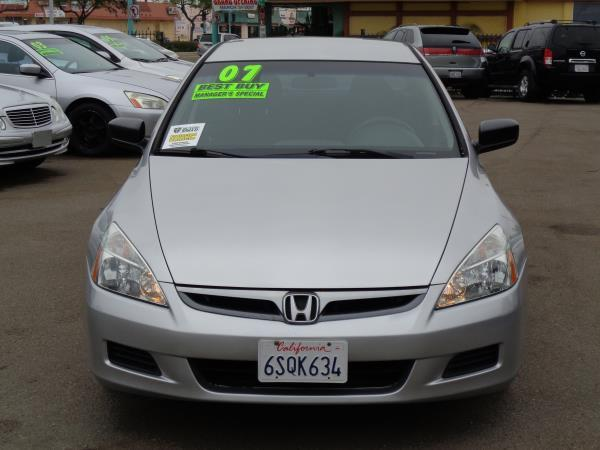HONDA ACCORD VP