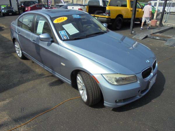 BMW SERIES I SULEV Global Sales And Finance - Blue bmw 3 series