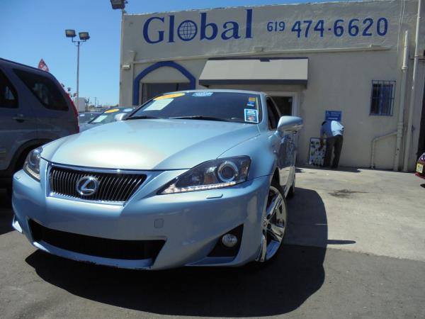 LEXUS IS 350 BASE