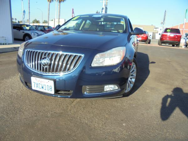 BUICK REGAL CXL-3XL