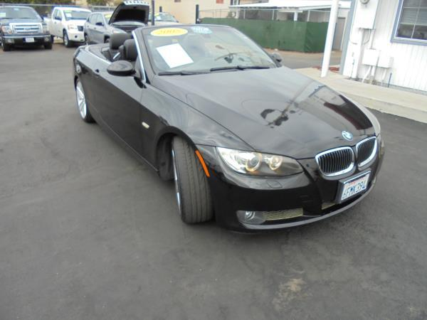 BMW SERIES I Global Sales And Finance - 2008 bmw 3 series 335i convertible