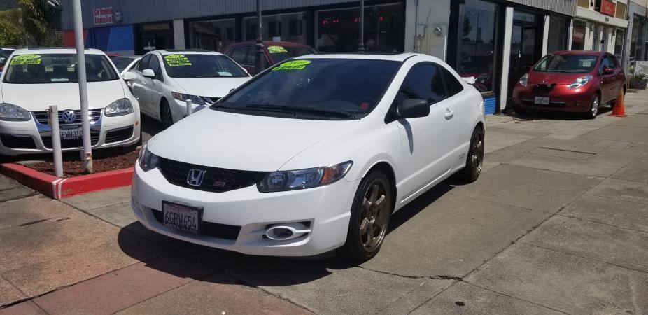 HONDA CIVIC SI SI