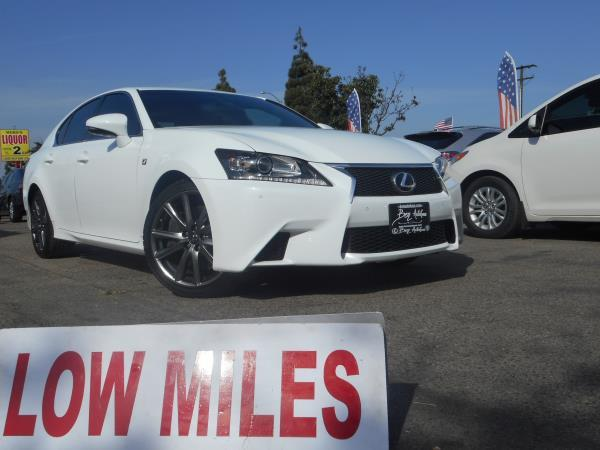 LEXUS GS 350 BASE