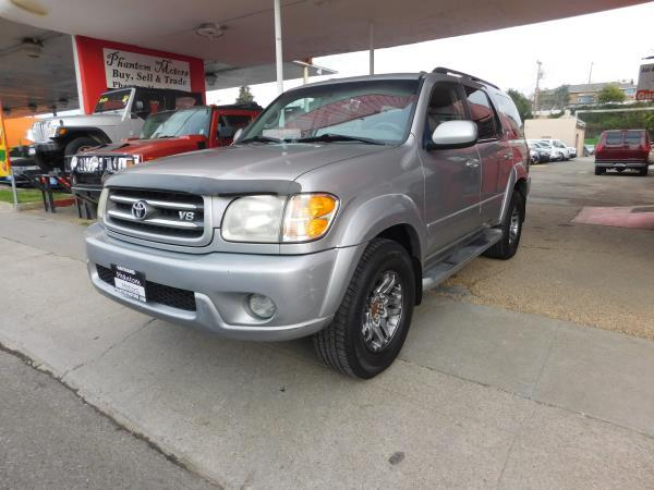 TOYOTA SEQUOIA LIMITED LIMITED