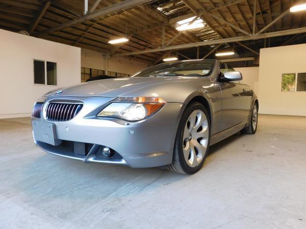 BMW 6 SERIES 645CIC