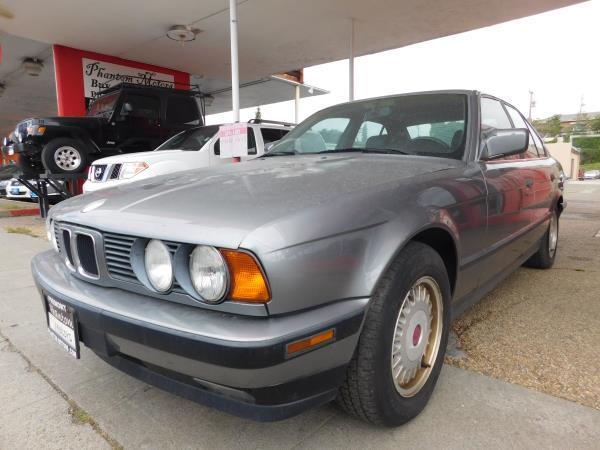 BMW 5 SERIES 525I