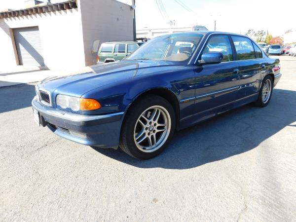 BMW 740IL 740IL